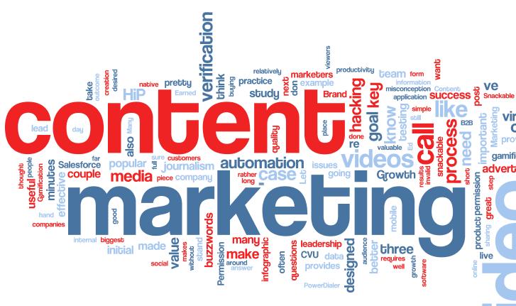 Digital Solution Media content marketing