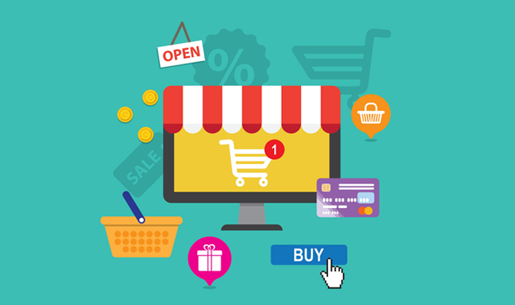 E-Commerce Website design and developed buy DigitalSolution Media