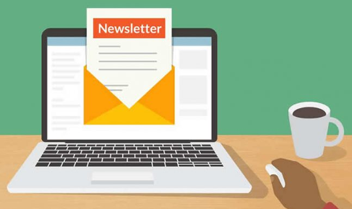 landing pages and newsletters marketing