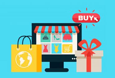 E-commerce Website Developed by digital solution media